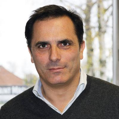 Picture of Axel Cano, CEO of Saint Maclou
