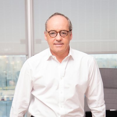 Picture of Pablo Juantegui, CEO of Telepizza