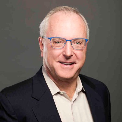 Picture of Bill Newlands, CEO of Constellation Brands
