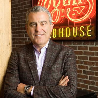 Picture of Hazem Ouf, CEO of Logan's Roadhouse