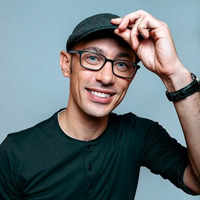 Picture of Tobias Lütke, CEO of Shopify