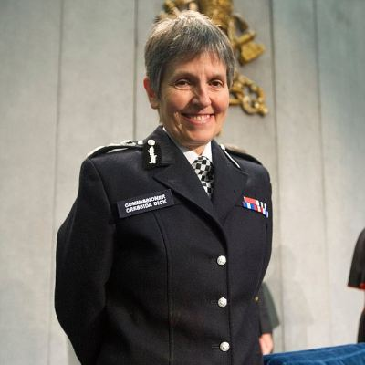 Picture of Dame Cressida Dick, CEO of Metropolitan Police