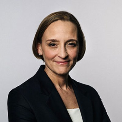 Picture of Amy Gilliland, CEO of General Dynamics Information Technology