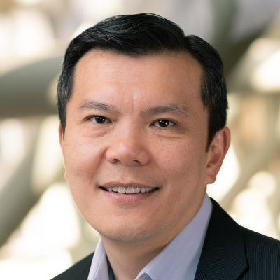 Picture of Art Wong, CEO of Trustwave