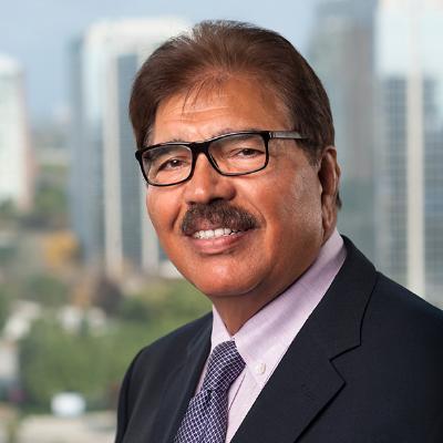 Picture of K. Rai Sahi, CEO of Morguard