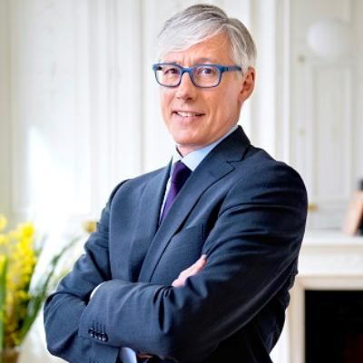Picture of Olivier Brandicourt, CEO of Sanofi