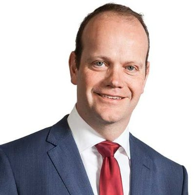 Picture of Thomas Boyer, CEO of Groupe Mutuel