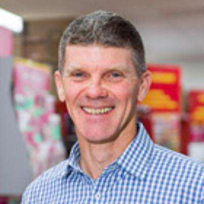 Picture of Ross Sudano, CEO of The Reject Shop
