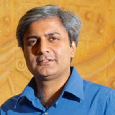 Headshot of Ramesh Ramanathan - Chairman, CEO of Janalakshmi Financial Services Limited