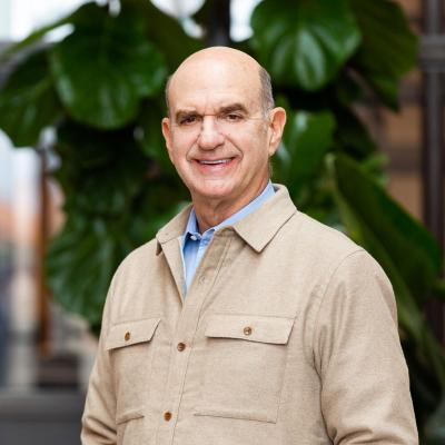 Picture of Robert J. Fisher, CEO of Gap