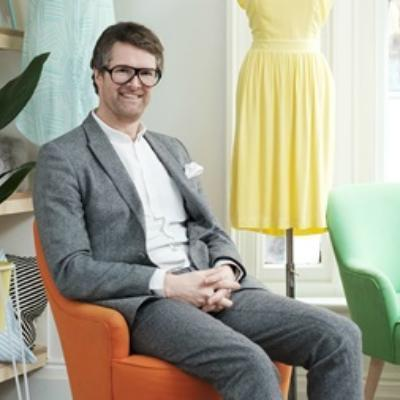 Picture of Olly Tress, CEO of Oliver Bonas