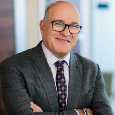 Picture of Steve Collis, CEO of AmerisourceBergen