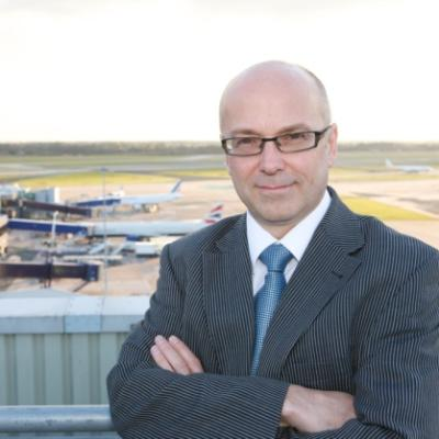 Picture of Charlie Cornish - Group Chief Executive, MAG, CEO of Manchester Airports Group