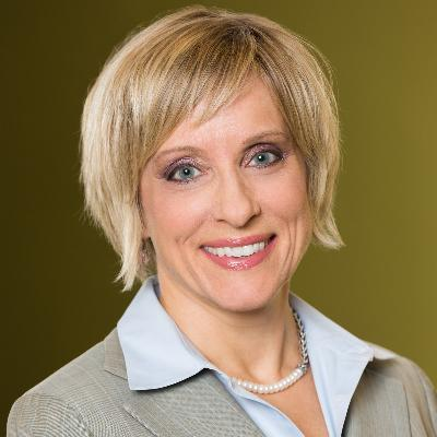Picture of Karen Rosales, CEO of Arlington Community Federal Credit Union