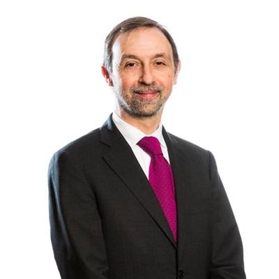 Picture of Jesús B. Serrano Martínez, CEO of GMV