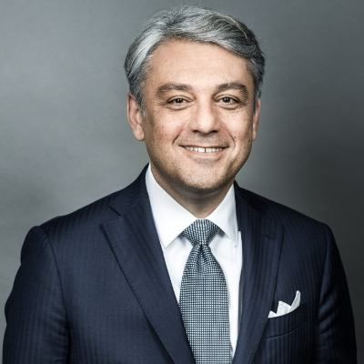 Picture of Luca DE MEO, CEO of Renault