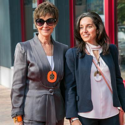 Picture of Yvette Bedin & Julie Bedin-Pouquet, CEO of CABINET BEDIN IMMOBILIER
