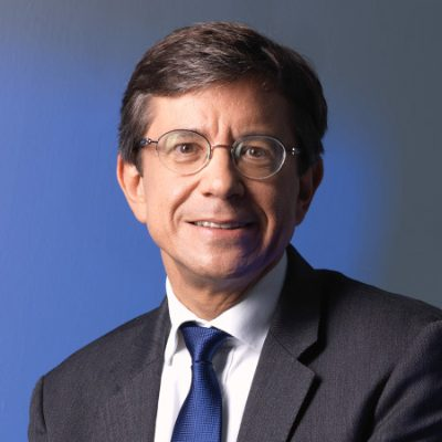 Picture of Pascal Roché, CEO of Ramsay Santé