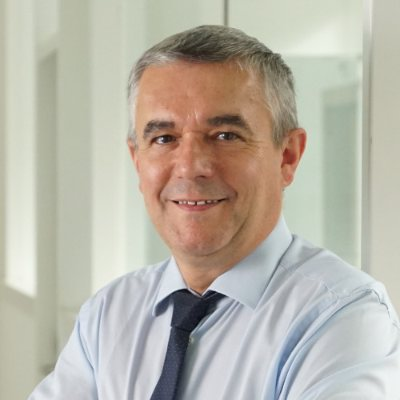 Picture of Pierre Gandel, CEO of Sonceboz SA