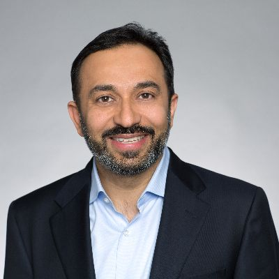 Picture of Amit Walia, CEO of Informatica