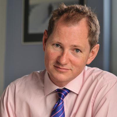 Picture of Jonathan Bruce, Managing Director, CEO of Prestige Nursing + Care