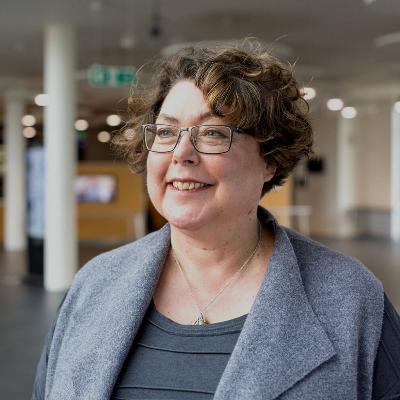 Picture of Professor Sue Rigby, Vice-Chancellor, CEO of Bath Spa University