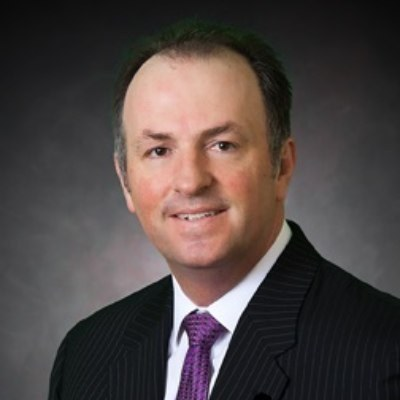 Picture of Paul Bedborough, CEO of C&W Services