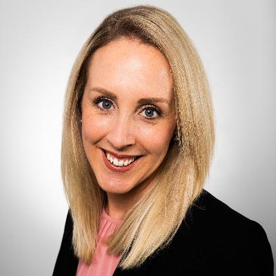 Picture of Samantha Miklos, CEO of Cornerstone Medical Recruitment