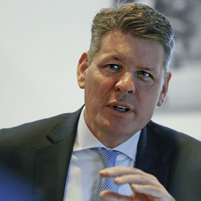 Picture of Dr. Hubert Staudt, CEO of top itservices AG