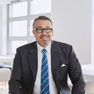 Picture of Klaus Breitschopf, CEO Hays Deutschland, CEO of Hays