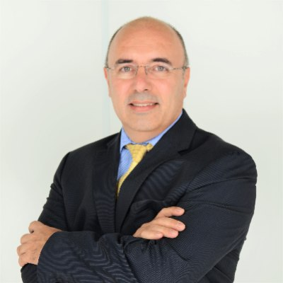Picture of Marcelo Ferraz, CEO of Babcock International