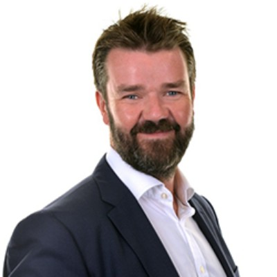 Picture of Andrew Cannon, CEO of Voyage Care