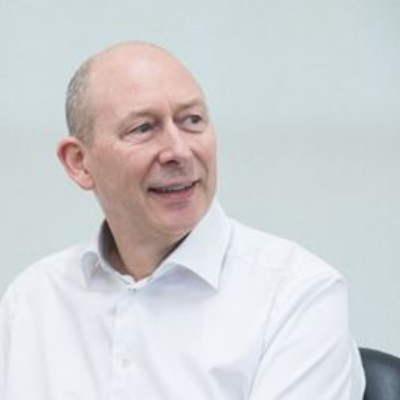 Picture of Jonathan Miller, CEO of McColl's Retail Group