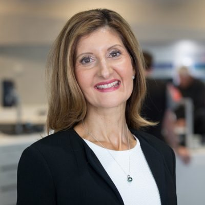 Picture of Angela Mentis, CEO of BNZ