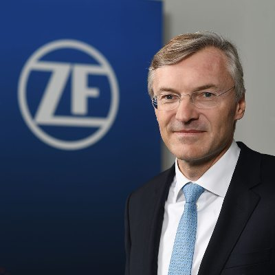 Picture of Wolf-Henning Scheider, CEO of ZF