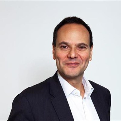 Picture of Eric Salama, CEO of Kantar