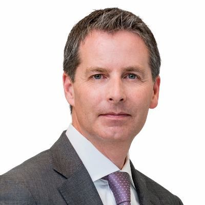 Picture of Steve Fisher, CEO of Novelis