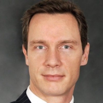Picture of Geoffroy Van Raemdonck, CEO of Neiman Marcus