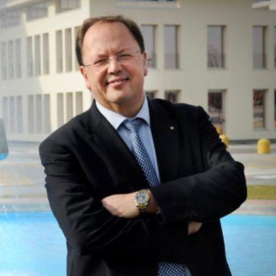 Picture of Luigi Lazzareschi, CEO of Sofidel America