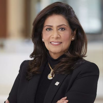 Picture of Nandita Bakhshi, CEO of Bank of the West