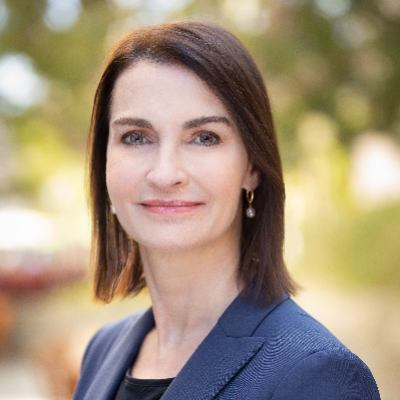 Picture of Christi Shaw, CEO of Kite Pharma