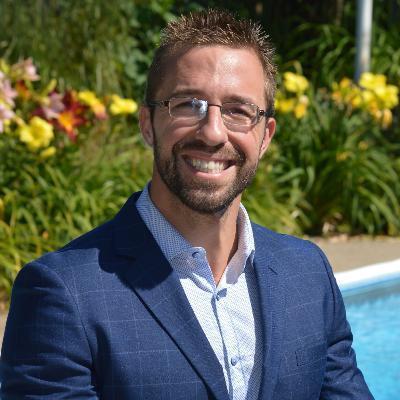 Picture of Adam Di Fulvio, CEO of Montreal Institute of Swimming