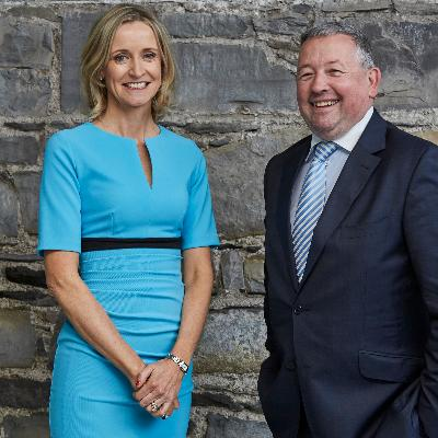 Picture of Anne Keys & Paul McArdle, CEO of The Panel