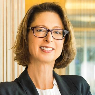 Picture of Abigail Johnson, CEO of Fidelity Investments
