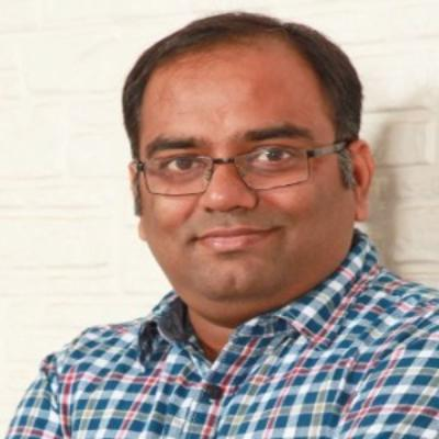 Picture of Kavindra Mishra, CEO of Pepe Jeans