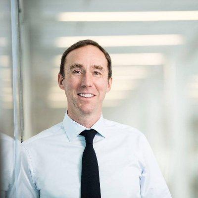 Picture of Magnus Ahlqvist , CEO of Securitas