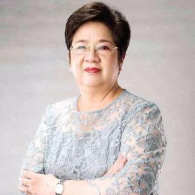 Picture of Natividad Cheng, CEO of Multiflex RNC Phils, Inc. (URATEX)