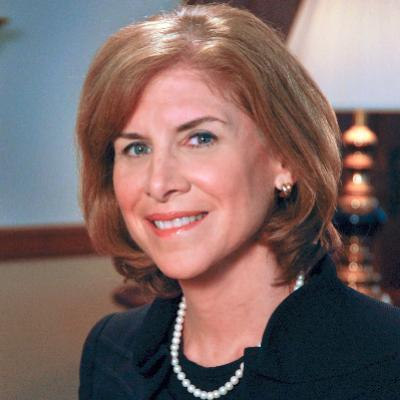 Picture of Gail McGovern, CEO of American Red Cross