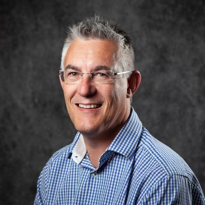 Headshot of David Smith, CEO of Bellrock