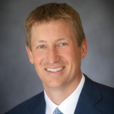 Picture of Chris Linthwaite, CEO of Fluidigm